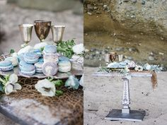 Of The Sea Styled Shoot by Debby Boh Events and Damaris Mia Photography | Southern California Bride