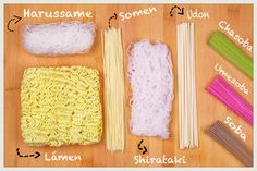 Conheça a diversidade de macarrões da culinária japonesa
