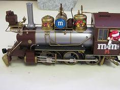 M&M  train