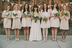 Rustic and Bohemian Styled Salt Lake City Wedding - Fab You Bliss by www.brittniwillie.com
