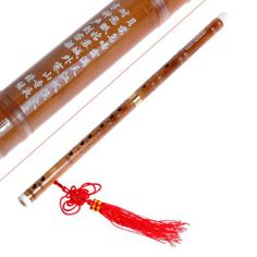 1pkg Traditional Handmade Chinese Musical Instrument Bamboo Flute/dizi in C Pluggable by lotmusic. $19.99. 100% new  high quality and testing is fine  Item 100% like the picture shown  Material : natural Bitter Bamboo (More than 3 Years Old)  key:C  Especially Suitable for beginner.  Package included:  1pc bamboo flute  1pc Bamboo Membrane  1pc mucilage glue  1pc Chinese knot  1pc red bag We manufacture all kinds of instrument parts and conduct The direct model so...