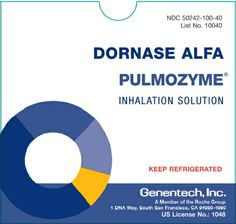 ad for inhaled drugs | Pulmozyme Official FDA information, side effects and uses.