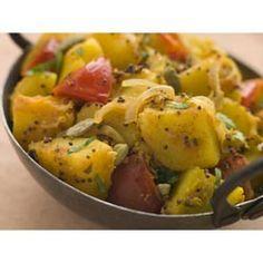 Recipe for Bombay Aloo / Bombay Potatoes