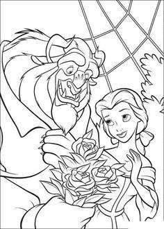 ausmalbild Ein Blumenstrauss