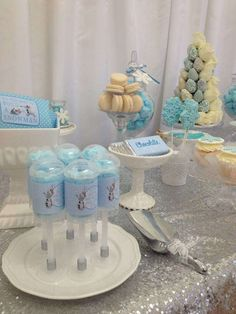 Frozen (Disney) Birthday Party Ideas | Photo 16 of 25 | Catch My Party