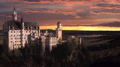 Neuschwanstein Castle - Germany - UNESCO world Heritage Site