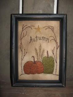Autumn by 2stitchin