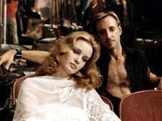 Jessica Lange and Roy Scheider in All That Jazz (1979). Costumes by Albert…