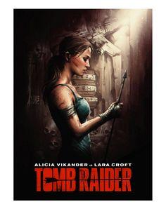 Tomb Raider (2018) [1192 x 1507]
