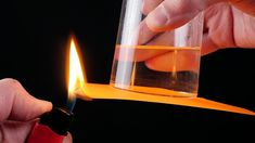 7 Magic Tricks With Water