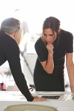 Victoria Beckham X Estee Lauder Make-Up Collaboration (Vogue.co.uk)