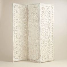 carved wooden room divider - Google Search