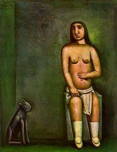 "Carlo Carra ""House of Love"" Italian Painters, Italian Artist, In Medias Res, Gino Severini, Italian Futurism, Futurism Art, Art Deco, Great Paintings, Naive Art"