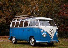 Volkswagen Samba 21 Window Microbus 1966 - World Of Classic Cars - Volkswagen Westfalia Campers, Volkswagen Type 2, Volkswagen Bus, Vw T1, Vw Camper, T1 Samba, Split Screen, Short Bus, Vanz