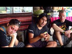 Coca Leaf Ceremony on the Inca Jungle Trek Peru - YouTube