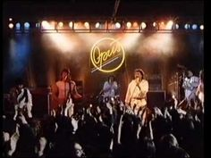 OPUS - Live Is Life - Original Video 1985 ~ Summer of  '85...This song was playing everywhere we went across Europe!  Awesome!