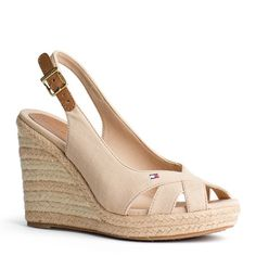 EMERY Espadrilles - 260 - Wedges, from Tommy Hilfiger