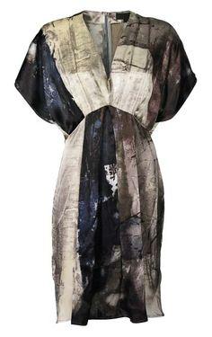 India Flint natural hand dye dress