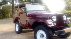 1957 Willys CJ-5 - Photo submitted by Eddie McMillan.