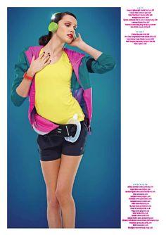 Womens Running features the Workplay Fleetfoot II ladies fit running bag