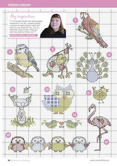 counted cross stitch kits for beginners Cross Stitch Owl, Cross Stitch Boards, Cross Stitch Needles, Cross Stitch Animals, Cross Stitch Kits, Cross Stitch Designs, Cross Stitching, Cross Stitch Embroidery, Embroidery Patterns