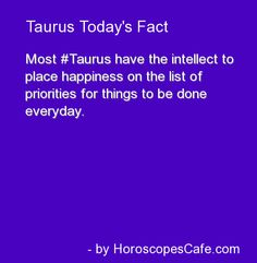 Taurus Daily, Taurus And Aquarius, Taurus Traits, Taurus And Gemini, Zodiac Signs Horoscope, Astrology Signs, Horoscopes, Daily Fun Facts, Taurus