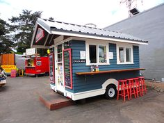 Making A Living With A Tiny House Based Business posted in Tiny House Articleson March 25, 2015