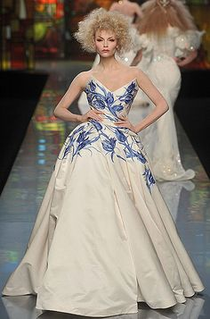 Dior Haute Couture 2009 | Dior Haute Couture Spring Summer 2009 (III) | Fashionbride's Weblog