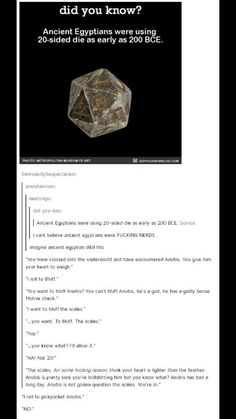 Roll me a History check - Imgur