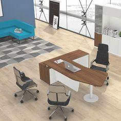 exclusive office table desk design executive ceo desk