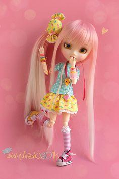 Little Sweet Suga by la tienda eiO on Flickr.