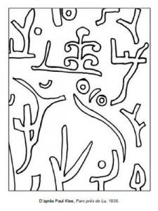 Paul Klee Coloring Pages to Print - Coloring For Kids 2019 Abstract Coloring Pages, Coloring Pages To Print, Coloring For Kids, Colouring Pages, Paul Klee, Art Lessons For Kids, Art Activities For Kids, Art For Kids, Famous Artists Paintings