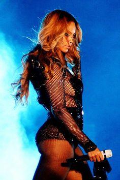 Beyoncé On The Run Tour 2014