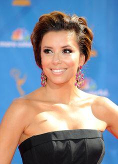 Celebrity Hair at Emmy Awards