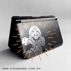 #nintendo #yoshi #mariobros #luigi #canalpluggame #pluggame #3DS #DS #3DSXL