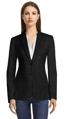 Blazers For Women, Corduroy, Collections, Chic, Casual, Jackets, Black, Style, Fashion