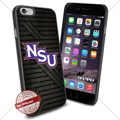 """NCAA-Northwestern State Demons,iPhone 6 4.7"""" Case Cover Protector for iPhone 6 TPU Rubber Case Black SHUMMA http://www.amazon.com/dp/B013RYV8RO/ref=cm_sw_r_pi_dp_mEiWwb12Q6GFB"""
