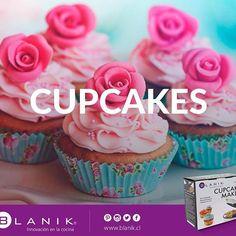 Los #Cupcakes son una pequeña porción de torta para una persona. #Blanik  http://ow.ly/10D1K7