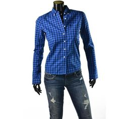 Abercrombie & Fitch A Kali Check Button Down Shirt  more @ http://imagestudio714.com  #imagestudio714