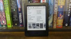 Amazon Kindle (2014) review   The Kindle (2014) has a touchscreen, making all the difference when it comes to usability. It's also very reasonably priced. Is this the perfect cheap ereader? Reviews   TechRadar