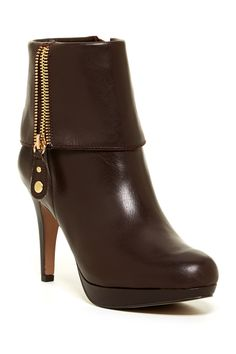 Poppers Zip Cuff Ankle Boot | Nordstrom Rack