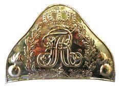 Mützenblech um 1806
