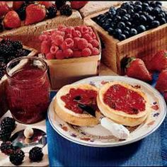 Four-Berry Spread