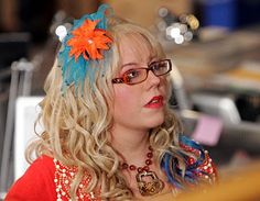 One of the best characters on TV--a brilliant, zany, profoundly empathetic, bad-ass woman:  Penelope Garcia on Criminal Minds.
