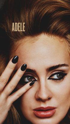 Adele Wallpaper, Soft Classic Kibbe, Adele Music, Adele Photos, Adele Adkins, Venus Of Willendorf, Divas, Camila And Lauren, Makeup Forever
