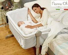 Nanna Oh - Culle fianco letto 0 m+