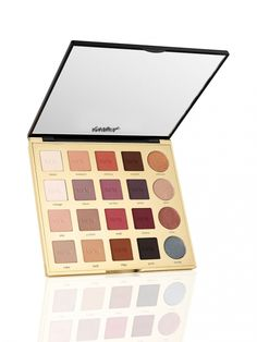 *Limit 2 per customer. A pro-level, everyday eyeshadow palette with 20 ultra-pigmented shades powered by naturally-derived ingredients. Includes 20 eyeshadows:  classic (cream) innocent (soft peach) whimsy (brick) smoked (dark brown) ethereal (bronze) vintage (ivory) fierce (cool plum) no filter (purple mauve) vamp (deep plum) glam (champagne) chic (pale pink) profesh (taupe) mod (deep cherry) drama (maroon) minx (shimmering mauve) indie (greige) bold (light brown) edgy (chocolate) punk…