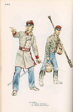 MILITARY MINIATURES by Alfons Canovas: American Civil War