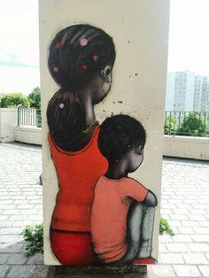 Seth - Street art - paris 20, rue piat (mai 2014) https://www.etsy.com/shop/urbanNYCdesigns?ref=hdr_shop_menu