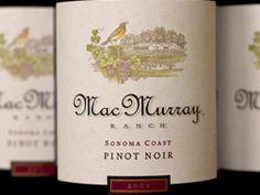 MacMurray Ranch Sonoma Coast Pinot Noir 2009